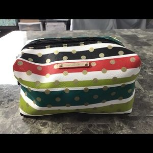 Stella & Dot - Mutlicolor Stripes Pouf